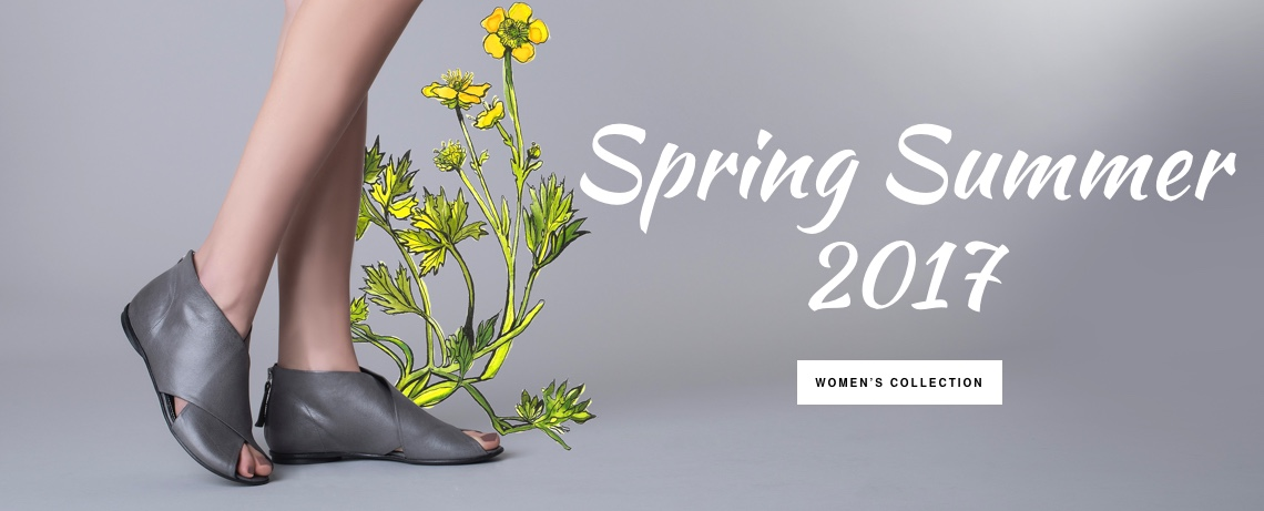 Spring Summer 2017 Women's Collection - EN-SS17-women's collection