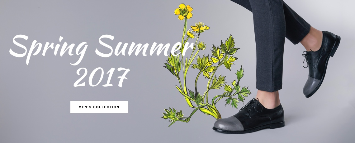Spring Summer 2017 Men's Collection - EN-SS17-men's collection
