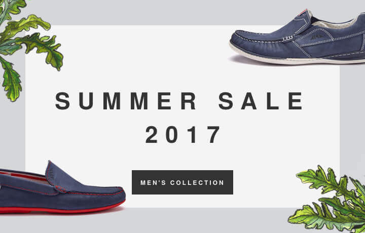 Spring SALE 2017 Men's Collection