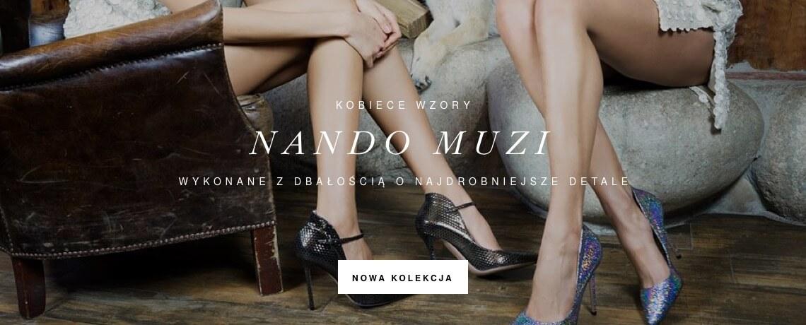 Kolekcja Jesień 2017 Nando Muzi