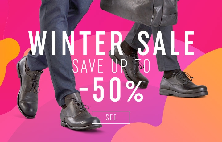Sale AW 17 - Men's Shoes