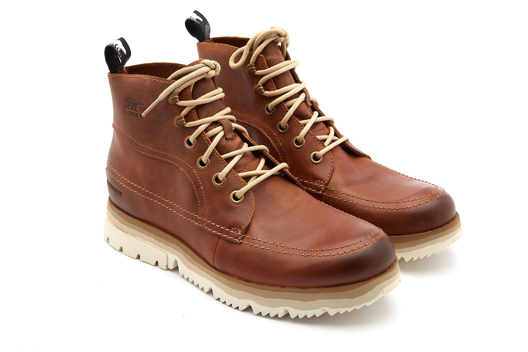 Men's Lace Up Ankle Boots SOREL Atlis