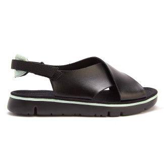 Sandały na platformie Oruga Sandal K200157-014-001-001507-20