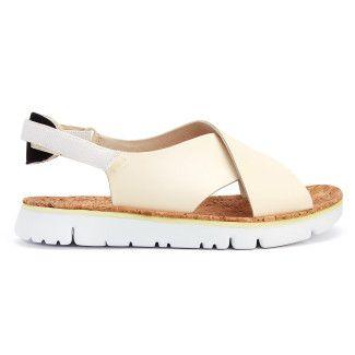 Sandały na platformie Oruga Sandal K200157-013-001-001506-20