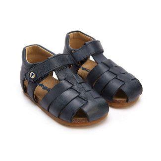Sandały Alby Bleu-001-001435-20