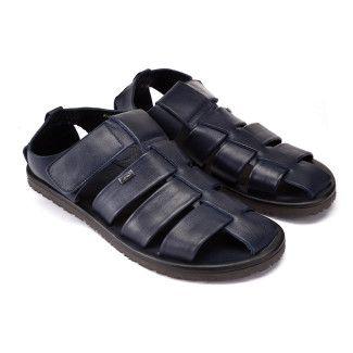 Sandały Marmi Blu-000-011892-20