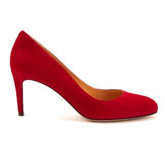 12a23eff1b95c Czółenka damskie czerwone szpilki APIA Basia P Rosso