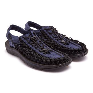 Sandały sportowe Uneek SPS Navy-001-001552-20