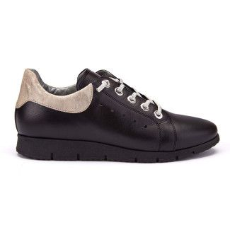 Sneakersy Epian Vitello Nero-000-011833-20