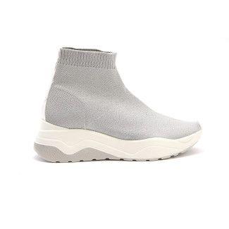 Sneakersy damskie na platformie elastyczne botki IGI&CO 3161911 Perla