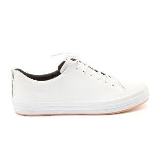 Sneakersy damskie CAMPER Hoops K200298-004 White