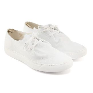 Sneakersy męskie OFFICINE CREATIVE Leggera 003 Bianco