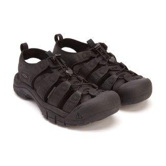 Sandały męskie sportowe KEEN Newport Black/Bl