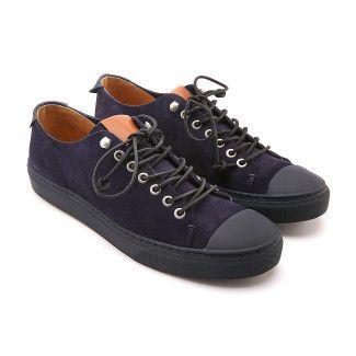Sneakersy trampki męskie APIA Romariz Blue