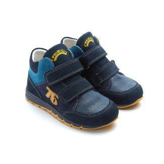 Sneakersy dziecięce PRIMIGI 8081100 Navy