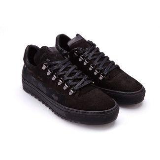 Sneakersy męskie APIA Baio  Black