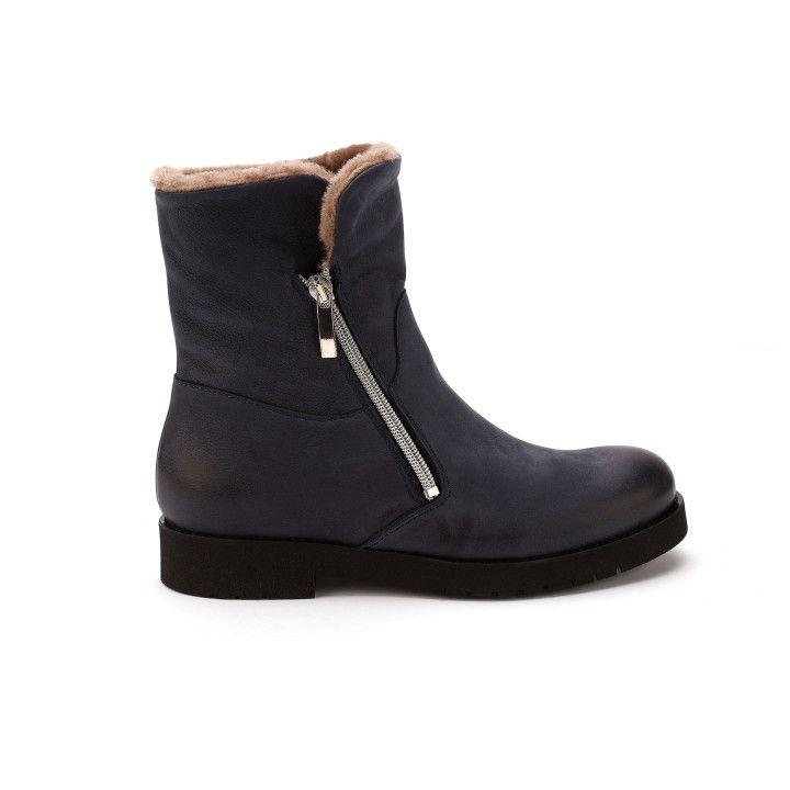 37c7f6370f674 Damskie botki ocieplane i śniegowce - wyjątkowe obuwie - APIA