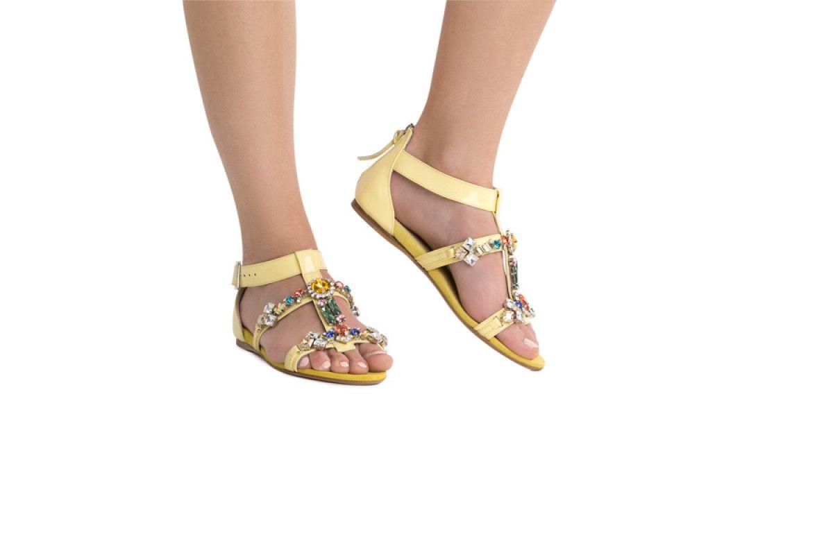 Sandały damskie APIA Lexie Bis 2 Gallo