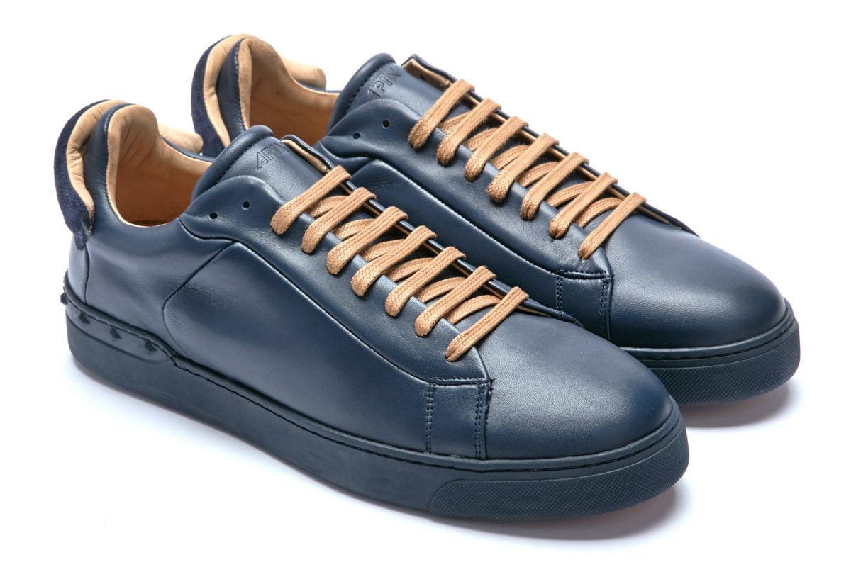Sneakersy męskie APIA Spur Blue