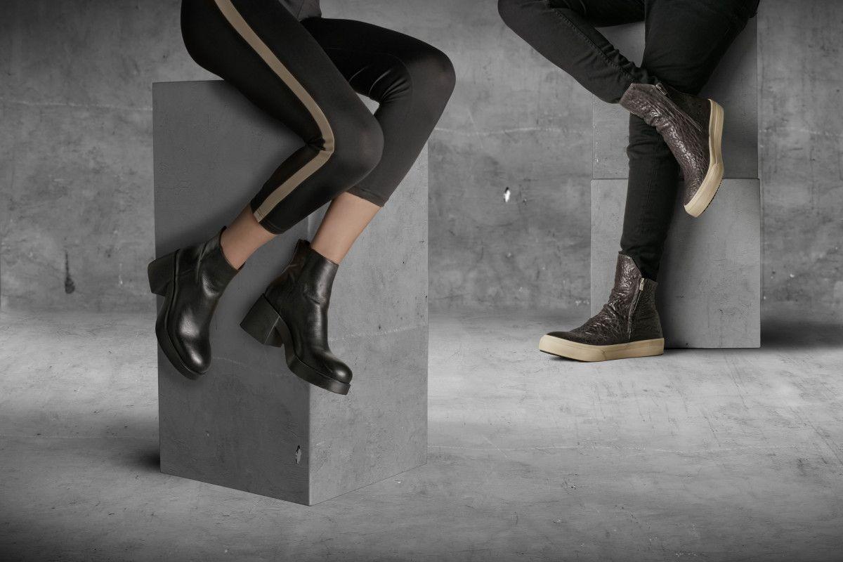 Sneakersy męskie trampki OFFICINE CREATIVE Memory 004 Magnete