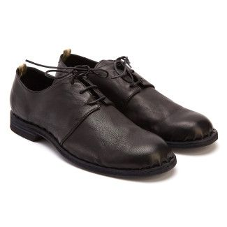 Lace Up Shoes Joshper 001 Nero-000-012506-20