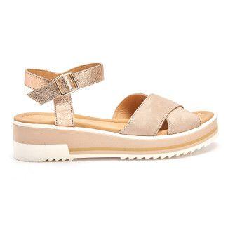 Platform Sandals 3191922 Taupe-001-001475-20