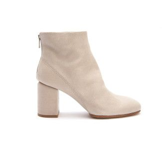 Ankle Boots Chantalle 001 Gesso-000-012496-20