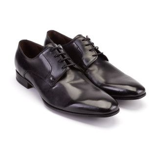 Derby Shoes Premier Kampur Nero-000-010550-20