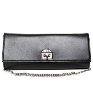 fbb04bba2 Clutch Bags 3206 Tender Soft Nero. € 166.43. € 71.43. (Discount 57%). Women's  Pumps APIA Katarina Nappa Fiocco Nero