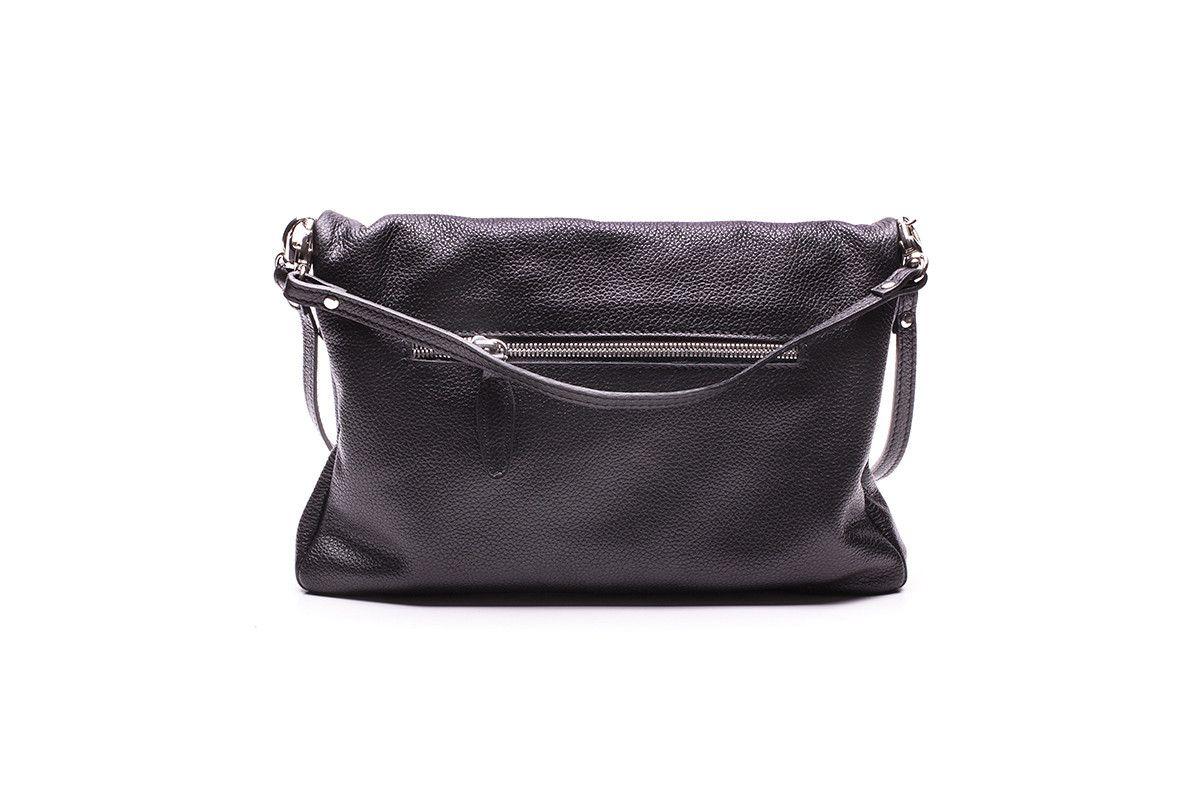 Women's Bag 210 APIA 2448 Nero/Piombo