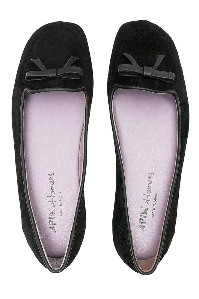 Women's Slippers Apia 17312 Nero