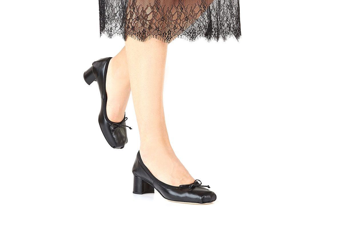 d4ad3d714 Women's Pumps Heels APIA Cadino Nero - APIA DK