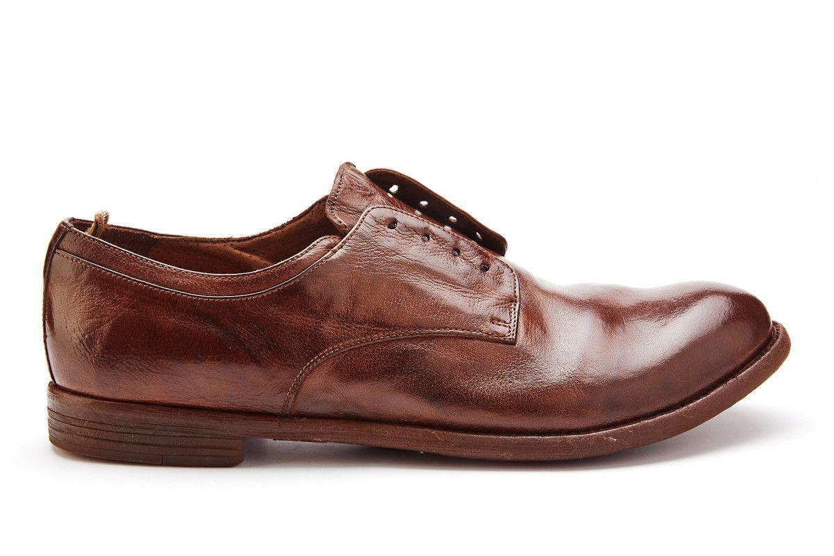 Ateliers Chaussures En Cuir À Lacets rMdgl2