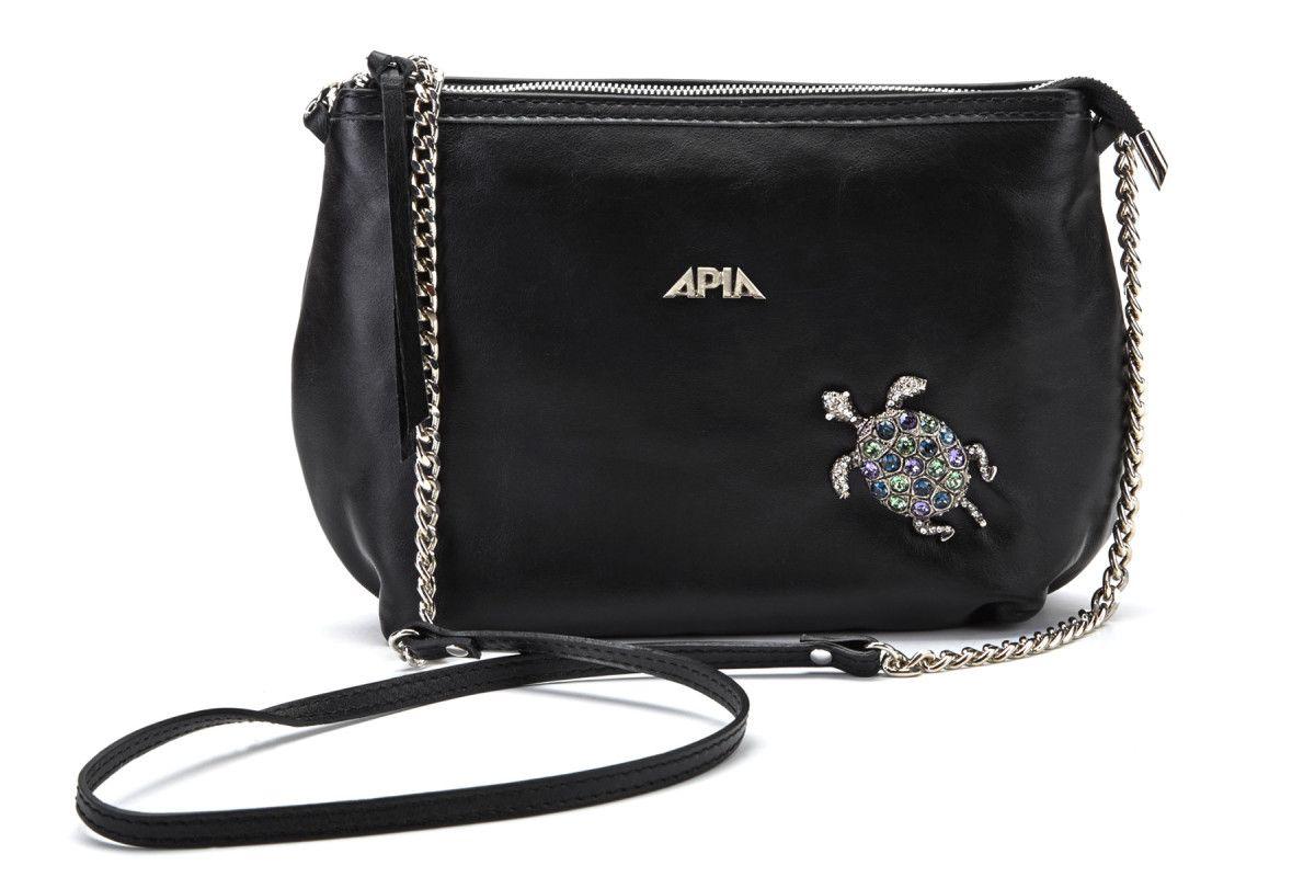 Women's Bag APIA 3236/3379 Vit. Nero Multicolor