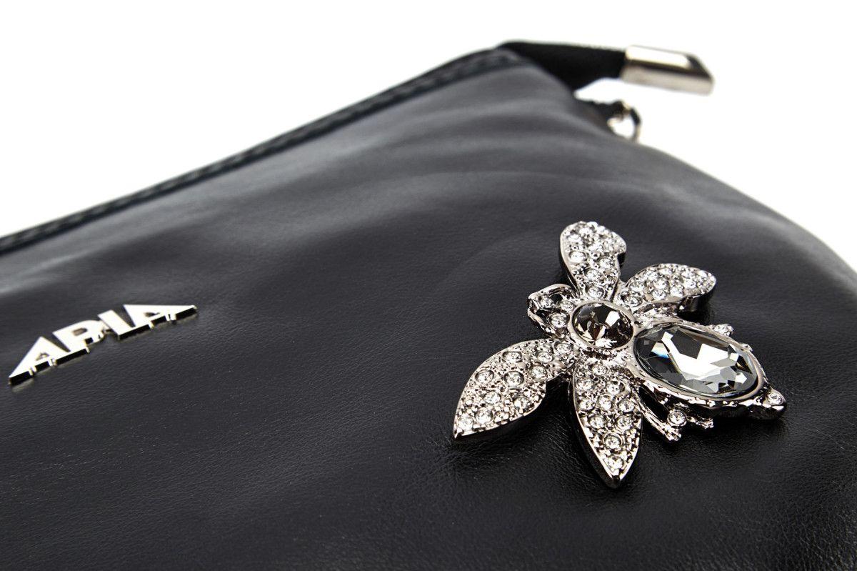 Women's Bag APIA 3236/672 Vit. Nero Piombo