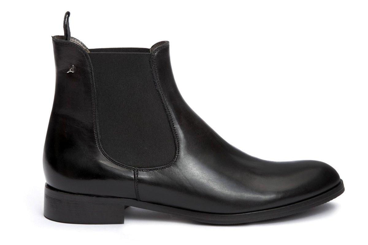 Women's Chelsea Boots APIA Eterna Vit. Nero