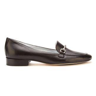 Loafers Carta Nappa Nero-000-012462-20