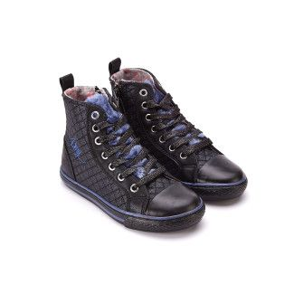 Kid's High-top Trainers PRIMIGI 8335000 Nero