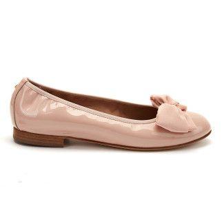 Women's Ballet Pumps APIA Primabalerina Vernice Nudo