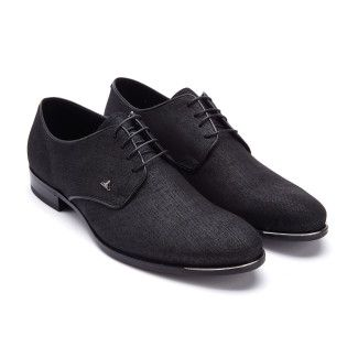Men's Derby Shoes FABI 6987 Warm Nero