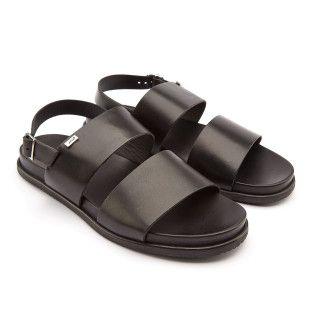 Men's Sandals APIA Venere Vac. Nero