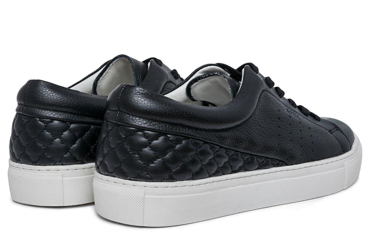 Men's Sneakers Apia 1513 Black