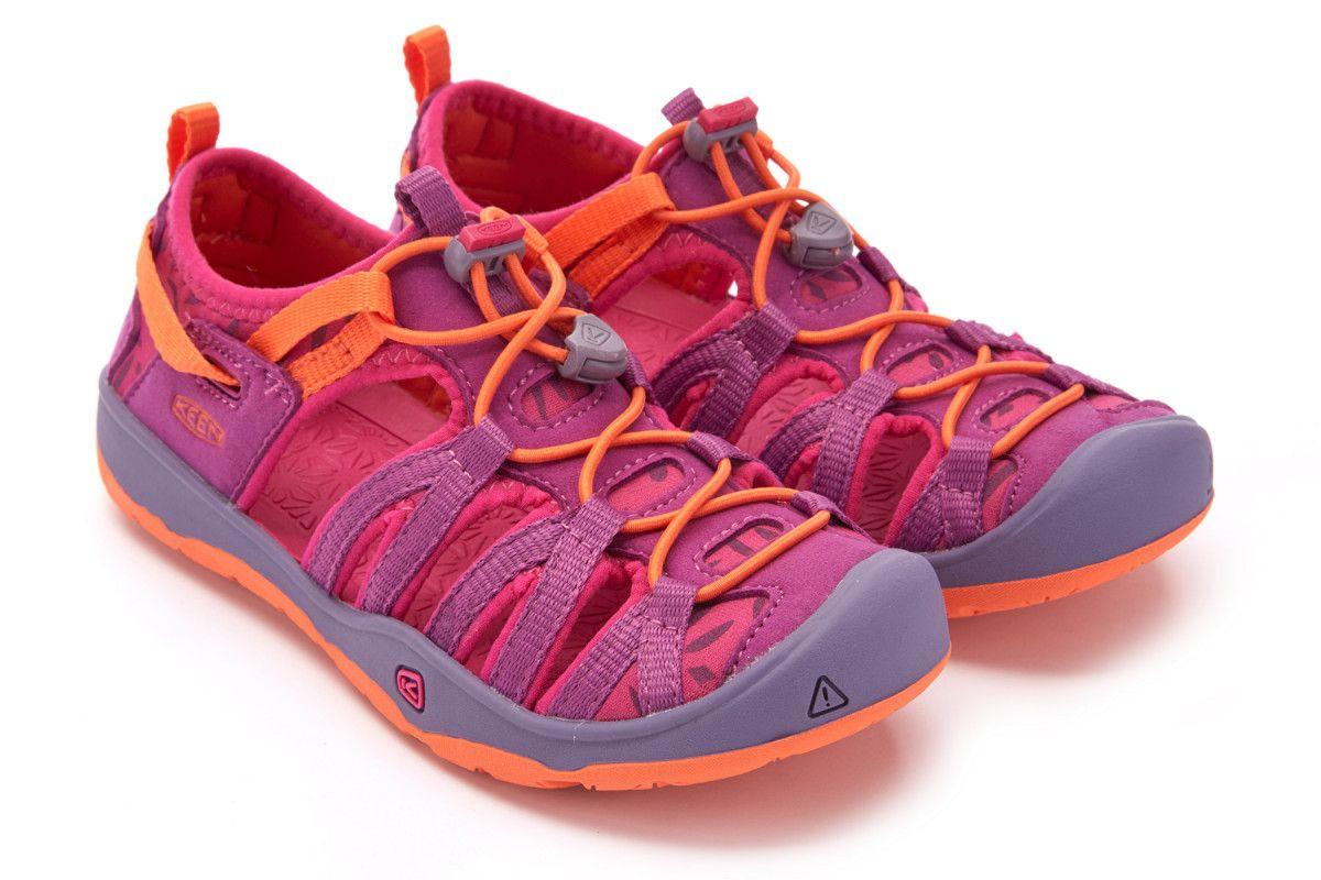Kid s Sandals KEEN Moxie Sandal Purple Wine - APIA NL