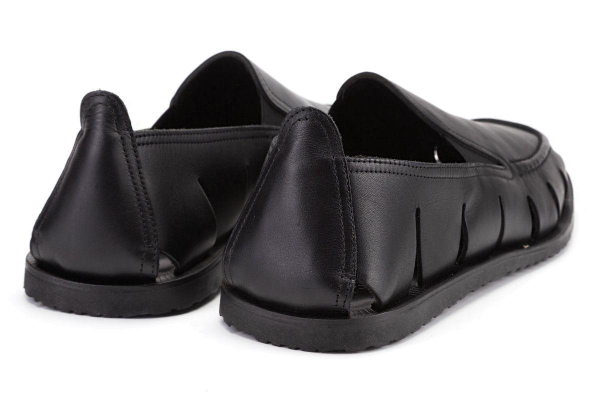 Men's Loafers Apia M6523 Nero