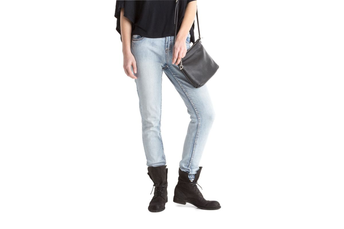 Women's Bag 210 APIA 3240 Pegaso Nero