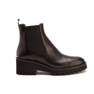 Chelsea Boots Valeria 02 Nap. Nero-000-012555-20