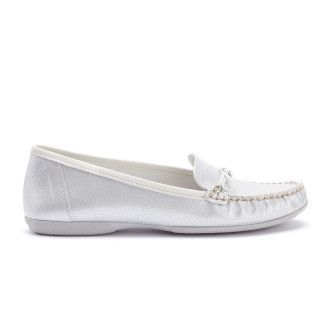 Women's Loafers Apia 2616 Bianco 7505