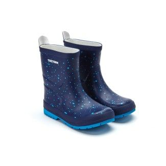 Kid's Wellingtons TRETORN 473280 Sticky Dots Blue