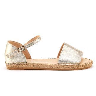 Women's Platform Sandals Espadrilles  APIA Parole Platino