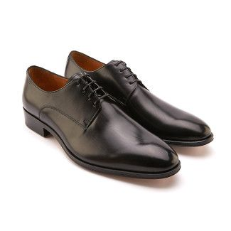 Men's Derby Shoes APIA Pastor Black